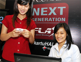 Generation Flash Akses Internet Kecepatan Tinggi